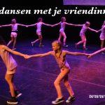Dansen met vriendinnen
