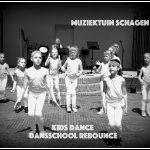 Dansschool ReBounce-muziektuin